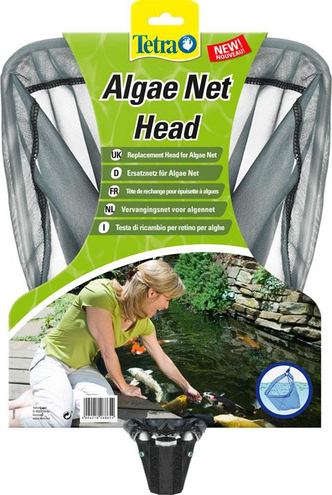 Фото - Сачок прудовый для сбора водорослей без ручки Tetra Pond Algae Net Head (1 шт) сачок прудовый для сбора водорослей без ручки tetra pond algae net head 1 шт